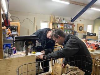 Dagbesteding Boerewille in Friesland